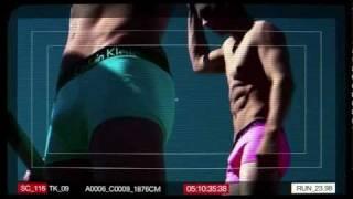 Behind The Scenes - Calvin Klein Underwear Bold Spring 2012