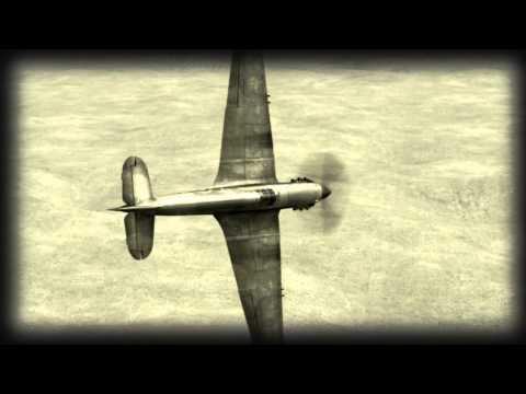 WW2 desert fighter pilot interview 11: Dog fighting in the desert
