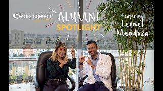 [FACES Connect] Alumni Spotlight ft. Leonel Mendoza