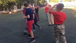 """""""Юнармия"""" сыграла в мини-футбол"""