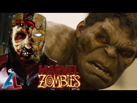 Avengers Zombies War Epic Trailer - Fan Edit