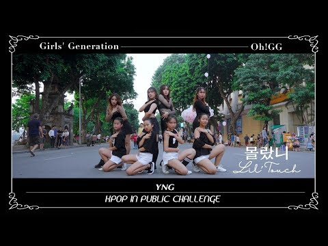 [FULL VER] Girls' Generation-Oh!GG 소녀시대-Oh!GG '몰랐니 (Lil' Touch)' Dance Cover By YNG 🇻🇳 (видео)