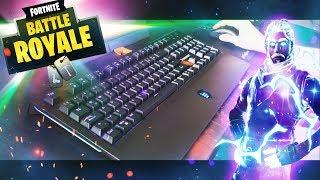 El Mejor teclado Gaming para jugar a Fortnite (Tronsmart TK09R)