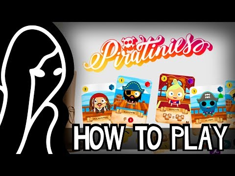 Piratinies - How to play