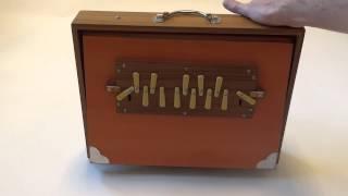 preview picture of video 'Reise Shruti Box groß - Travel Shruti Box big'