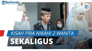 Viral Pemuda di Lombok yang Nikahi 2 Perempuan Sekaligus, Ini Kisah Lengkapnya