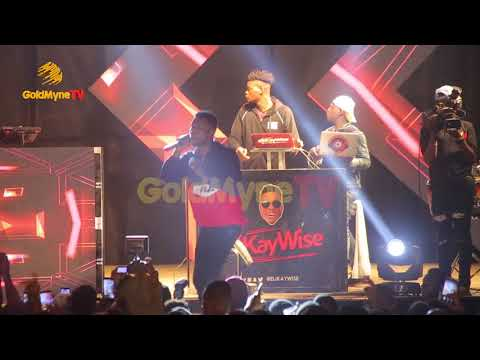 VICTOR AD'S PERFORMANCE AT DJ KAYWISE JOOR CONCERT SEASON 4