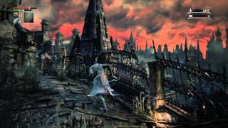 Bloodborne Blood Level 4 No Hunter's Dream Single Segment