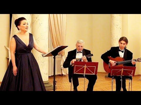 Моцарт - Концерт заслуженной артистки республики Молдова Светланы Мареевой