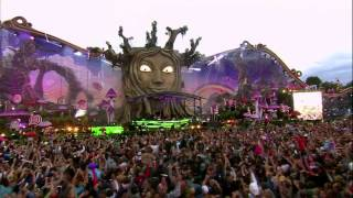 Pryda vs Empire of The Sun   Mirage  We Are People Official Tomorrowland Video