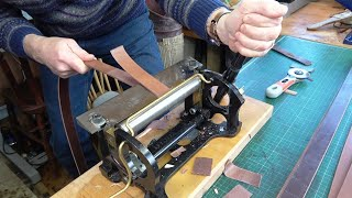 Leather Craft Ten Tips For Making Great Belts - Sponsored