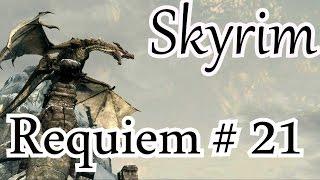 Skyrim Requiem. Норд. # 21 Мара