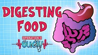 Operation Ouch - Digestion   Biology for Kids