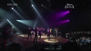 2NE1 - Go Away (rock band version)