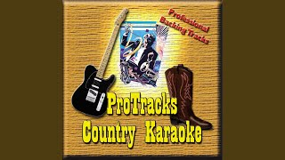 I'm in Love with a Married Woman-9 (In the Style of Mark Chesnutt) (Karaoke Version with Backup...