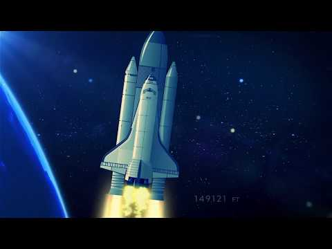 Space Shuttle Animation created in Adobe Illustrator and After Effects along with sound design in Adobe Audition.