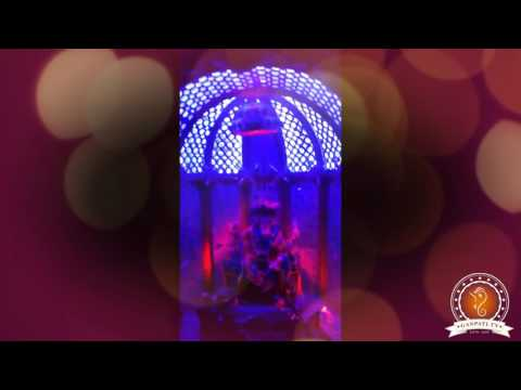 Minit Sondagar Home Ganpati Decoration Video