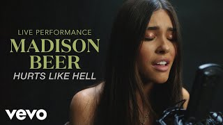 "Madison Beer   ""Hurts Like Hell"" Live Performance 