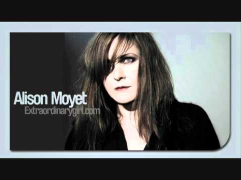 ALL CRIED OUT ALISON MOYET