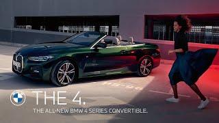 [오피셜] Enjoy every edge. The all-new BMW 4 Series Convertible.