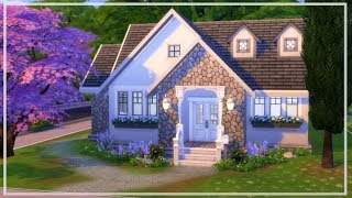 FRENCH COUNTRY COTTAGE🏡| The Sims 4: Speed Build