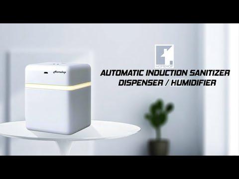 Automatic Sanitizer Dispenser 600 ml