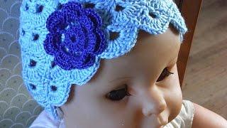 Einfache Babymütze Häkeln Baby Mütze Einfach