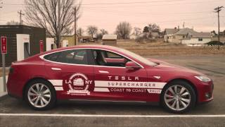 YouTube Video AX90oDuwhPk for Product Tesla Model S Electric Sedan by Company Tesla in Industry Cars