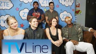 Cast Interview - TV Line