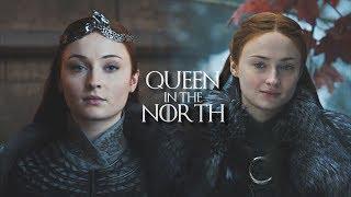 (GoT) Sansa Stark | Queen In The North
