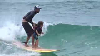 Crianças no Surf – Theo Hereda