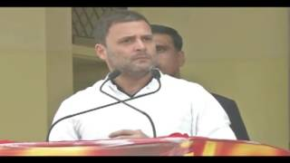 Congress VP Rahul Gandhi Addresses Booth Level Workers In Uttarakhand January 16 2017