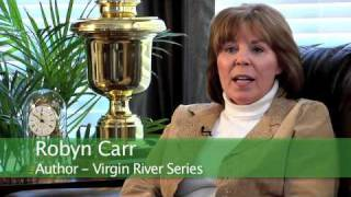 Welcome to Virgin River: a chat with Robyn Carr