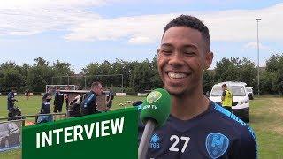 """Milan van Ewijk: """"Je ziet me altijd lachen"""""""