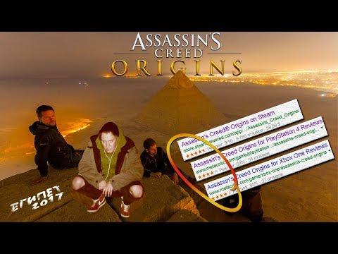 Assassin's Creed ИСТОКИ - (МОЯ) ИГРА ГОДА ? обзор - подкаст