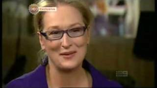 ACA Interview to Meryl Streep and Colin Firth