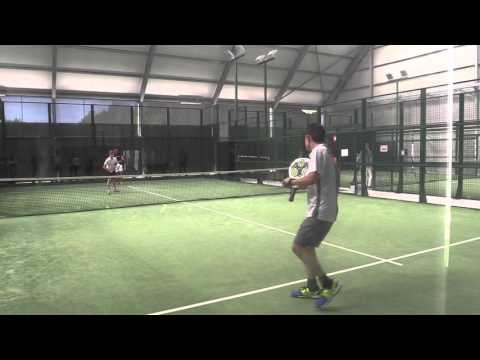 Pádel Campeonato Navarro de Menores (1)