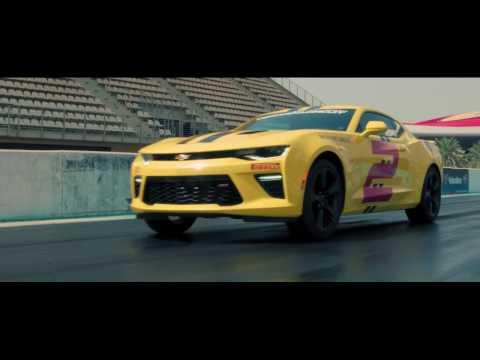 #DriveYAS | Chevrolet Camaro Experience