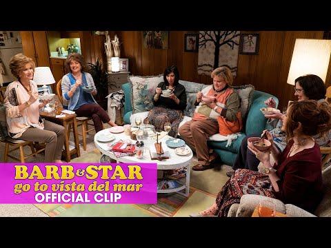 Barb & Star Go to Vista Del Mar (Clip 'Talking Club')