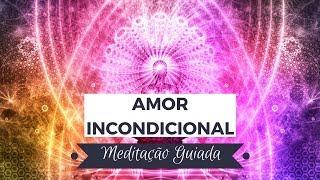 Meditação Guiada de ThetaHealing - AMOR INCONDICIONAL