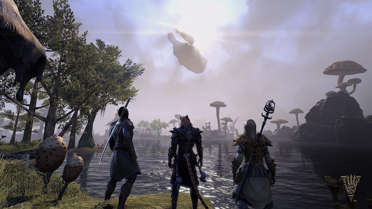 The Elder Scrolls Online: Morrowind – Trailer ufficiale di pubblicazione