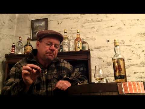 whisky review 538 – J & B 12yo pure malt scotch
