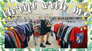 Come Thrift Wit Me | BIG Back To School Try On Thrift Store Haul