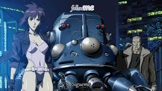 Yoko Kanno & Origa   Rise Sub Español Ghost in the shell