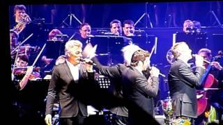 Garou & Daniel Lavoie & Patrick Fiori - Belle + Finał | Koncert symfoniczny NOTRE DAME DE PARIS