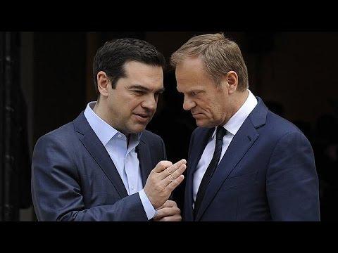 Αλέξης Τσίπρας: «Σύνοδος Κορυφής της ευρωζώνης αν δεν υπάρξει λύση στο Eurogroup»