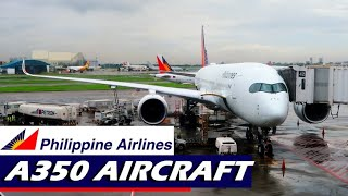 INSIDE THE A350 | Philippine Airlines to Hong Kong (Part 1)