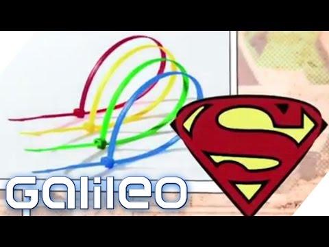 Kabelbinder: Das kann der Alltagsheld | Galileo | ProSieben