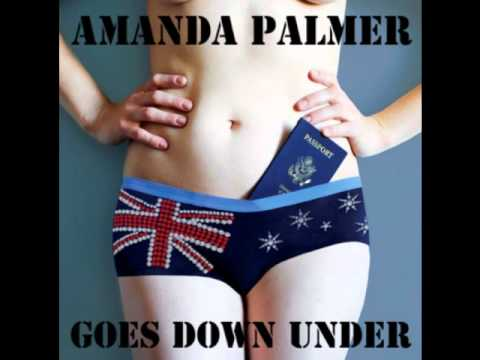 New Zealand - Amanda Palmer