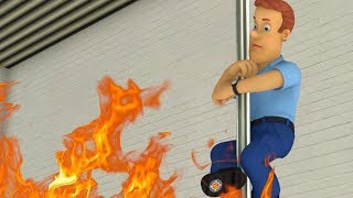 Fireman Sam full Episodes | Fireman Norman - S8 Rescues Marathon | Girls night in 🚒Kids Movie